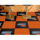 Carpet Tile NBA Charlotte Bobcats 18x18 Inches 20 per carton