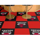Carpet Tile NBA Chicago Bulls 18x18 Inches 20 per carton