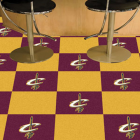 Carpet Tile NBA Cleveland Cavaliers 18x18 Inches 20 per carton