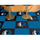 Carpet Tile NBA Dallas Mavericks 18x18 Inches 20 per carton
