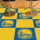 Carpet Tile NBA Golden State Warriors 18x18 Inches 20 per carton
