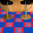 Carpet Tile NBA Los Angeles Clippers 18x18 Inches 20 per carton