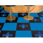 Carpet Tile NBA New Orleans Hornets 18x18 Inches 20 per carton
