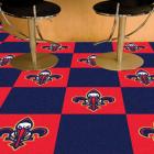Carpet Tile NBA New Orleans Pelicans 18x18 Inches 20 per carton