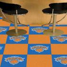 Carpet Tile NBA New York Knicks 18x18 Inches 20 per carton