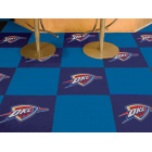 Carpet Tile NBA Oklahoma City Thunder 18x18 Inches 20 per carton