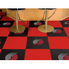 Carpet Tile NBA Portland Trail Blazers 18x18 Inches 20 per carton