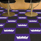 Carpet Tile NBA Sacramento Kings 18x18 Inches 20 per carton