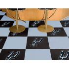 Carpet Tile NBA San Antonio Spurs 18x18 Inches 20 per carton