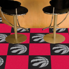 Carpet Tile NBA Toronto Raptors 18x18 Inches 20 per carton