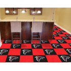 Carpet Tile NFL Atlanta Falcons 18x18 Inches 20 per carton