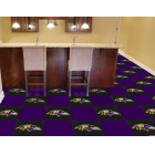 Carpet Tile NFL Baltimore Ravens 18x18 Inches 20 per carton