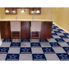 Carpet Tile NFL Dallas Cowboys 18x18 Inches 20 per carton thumbnail