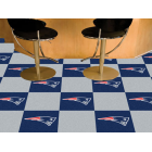 Carpet Tile NFL New England Patriots 18x18 Inches 20 per carton