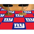 Carpet Tile NFL New York Giants 18x18 Inches 20 per carton