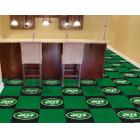 Carpet Tile NFL New York Jets 18x18 Inches 20 per carton