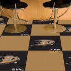 Carpet Tile NHL Anaheim Ducks 18x18 inches 20 per carton