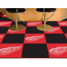 Carpet Tile NHL Detroit Red Wings 18x18 inches 20 per carton