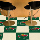 Carpet Tile NHL Minnesota Wild 18x18 inches 20 per carton