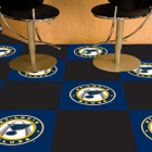 Carpet Tile NHL St. Louis Blues 18x18 inches 20 per carton thumbnail