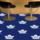 Carpet Tile NHL Toronto Maple Leafs 18x18 inches 20 per carton