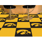 Carpet Tile University of Iowa 18x18 Inches 20 per carton