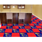 Carpet Tile University of Kansas 18x18 Inches 20 per carton