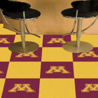 Carpet Tile University of Minnesota 18x18 Inches 20 per carton