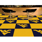 Carpet Tile University of West Virginia 18x18 Inches 20 per carton