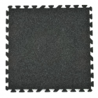 Comfort Carpet Tile 10x20 ft Kit Beveled Edges