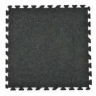Comfort Carpet Tile 10x10 ft Kit Beveled Edges