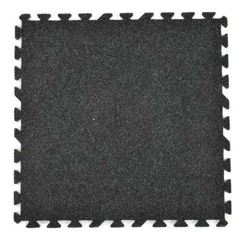 42ec31431a7b Comfort Carpet Tile 10x20 ft Kit Beveled Edges full tile.