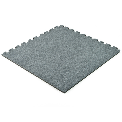 Comfort Carpet Tile Center Tile border full angled.