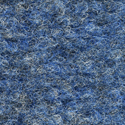 Royal Interlocking Carpet Tile blue color swatch.