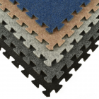Royal Interlocking Carpet Tile
