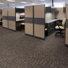 Cross Reference Carpet Tile 1x1 meter