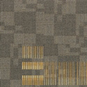 Double Standard Carpet Tile Burnished Gold swatch