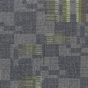 Double Standard Carpet Tile Rush Hour swatch