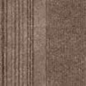 Smart Transformations Couture 24x24 In Carpet Tile 15 per case Chestnut swatch