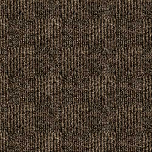 Smart Transformations Crochet 24x24 In Carpet Tile 15 Per Case Espresso Main