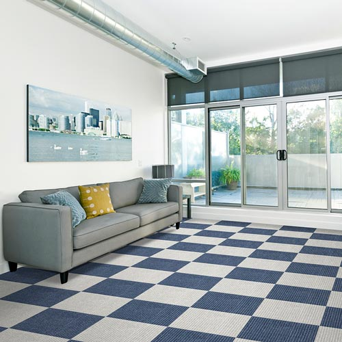 Smart Transformations Cutting Edge 24x24 In Carpet Tile 15 per case