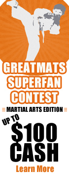 Greatmats Superfan Contest up to $100 prize
