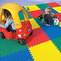 Kids Play Area flooring