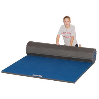 Flexible Roll Cheer Mat 4x6 Ft 2 Inch