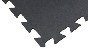 Black Rubber Mats Utility