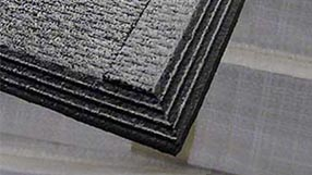Treadmill Rubber Mat - 3x8 FT x 3/8