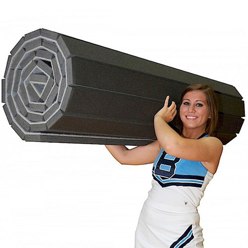 Cheer Floor for Home 4x6 Ft 1-3/8 Inch rolled out