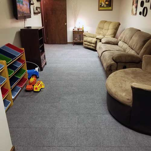 How Much Do Carpet Squares Cost
