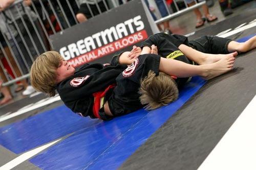 AGF Kids Gi Grappling Greatmats