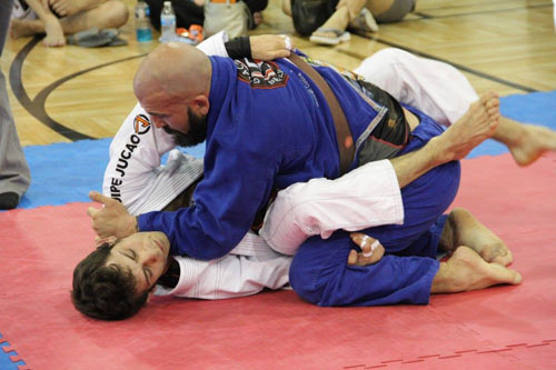 Adult Gi BJJ at 2016 Jucao Cup